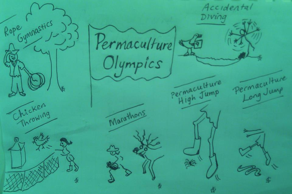 permaculture Olympics