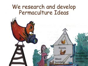 We research, share, and teach permaculture online. Thanks for supporting us.