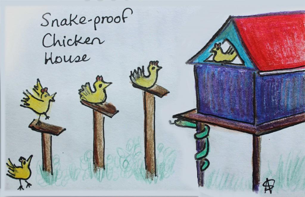 fox-n-snake proof entry for Hen House