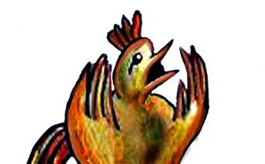 rooster-crow