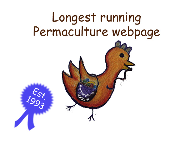 longest running permaculture webpage