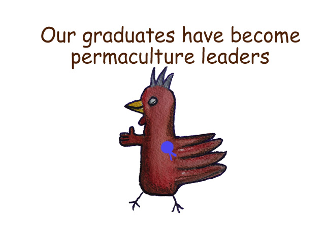 our graduates are leaders