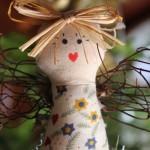 handmade gift - tree decoration