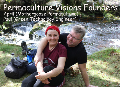 Permaculture Visions Founders