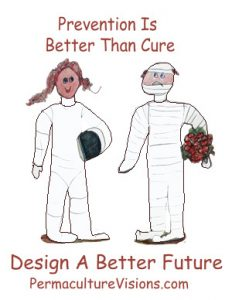 Prevention is always better than cure. Design a safer future.